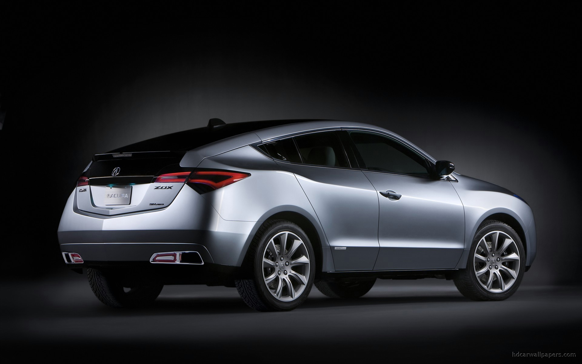 Bmw X6 Wallpaper Iphone Acura Zdx Prototype 2 Wallpaper Hd Car Wallpapers Id 66