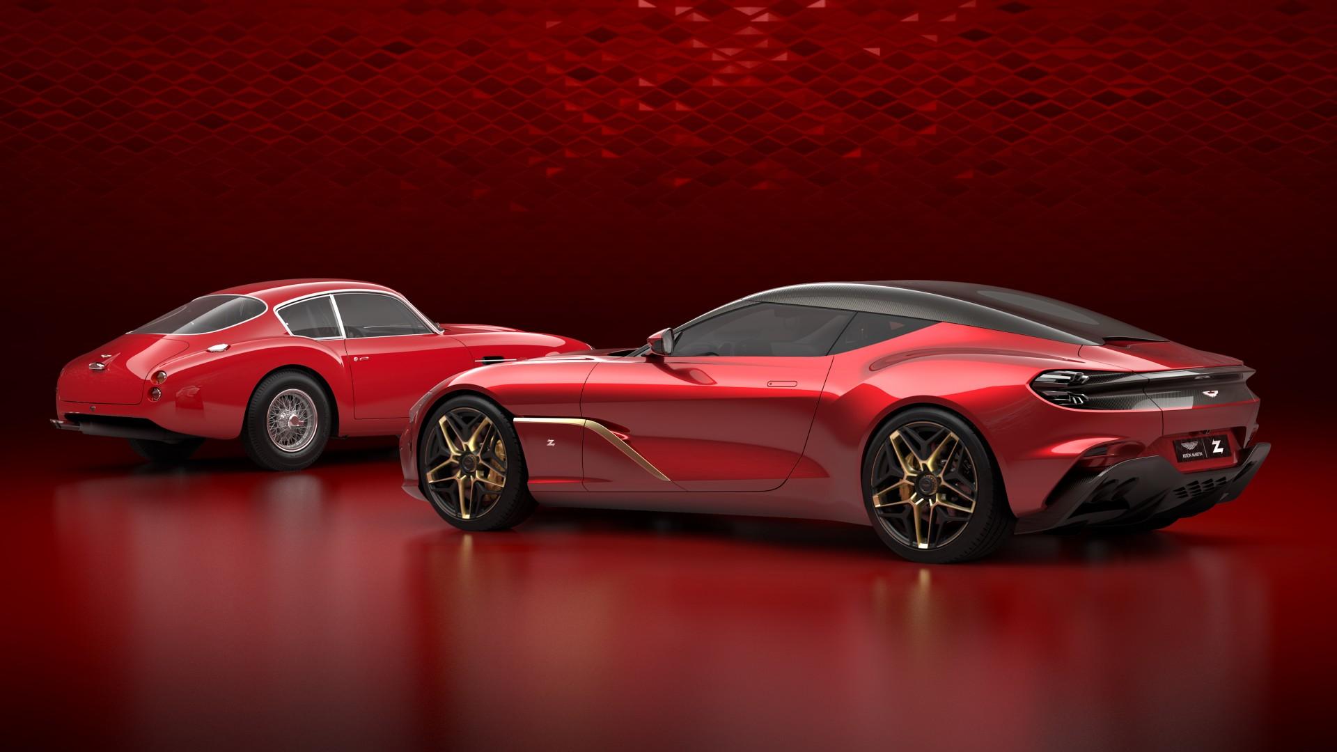F1 Iphone Wallpaper Aston Martin Dbs Gt Zagato 2019 4k 2 Wallpaper Hd Car