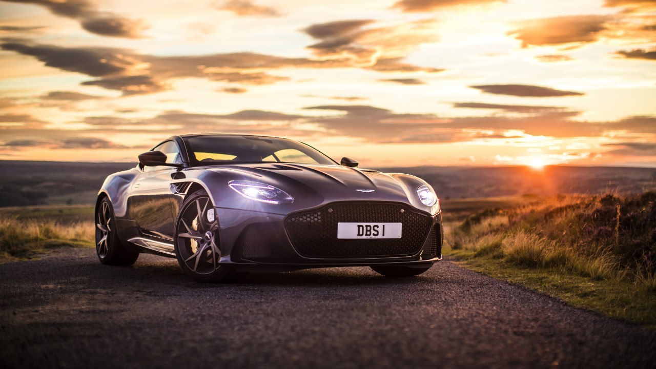 Aston Martin DBS Superleggera 2019 4K Wallpaper  HD Car Wallpapers  ID 11579