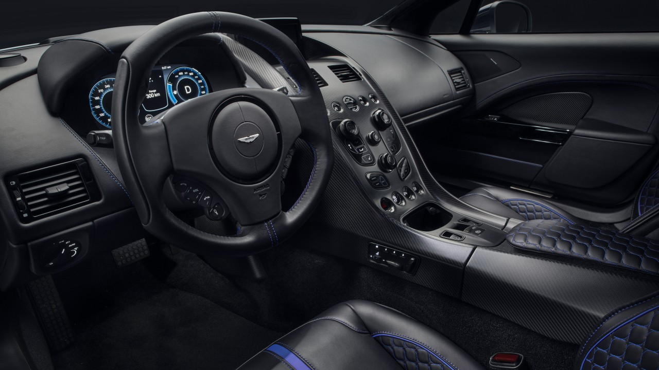 Iphone X Wallpaper Jeep Aston Martin Rapide E 2019 5k Interior Wallpaper Hd Car