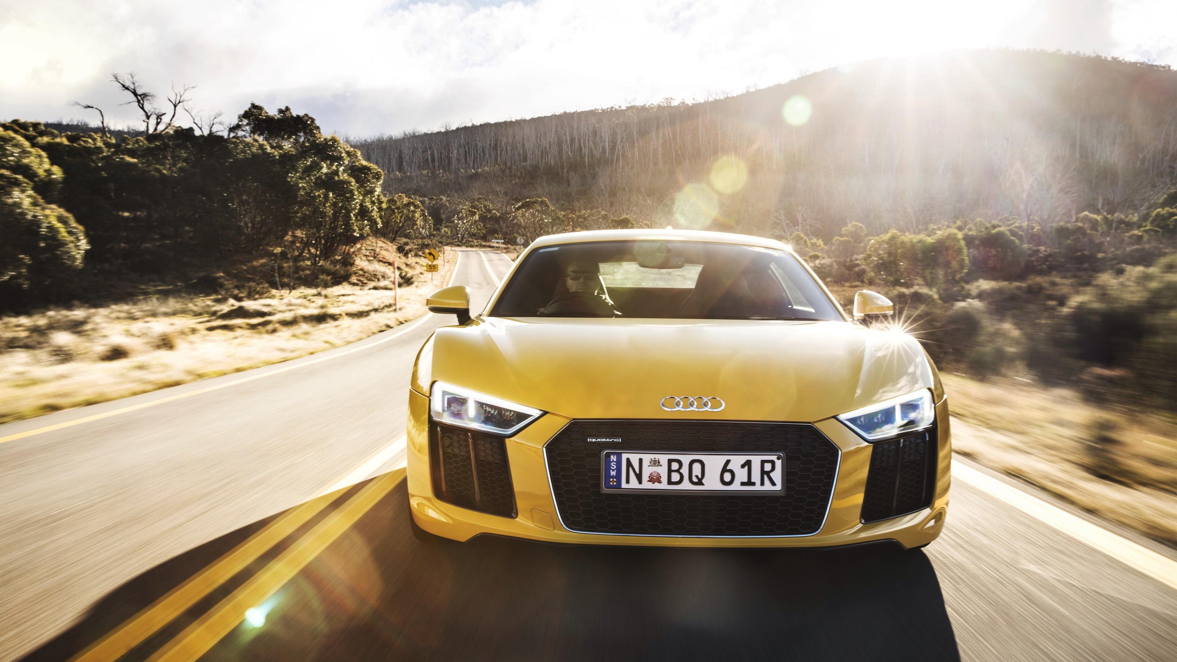 Audi R8 Hd Widescreen Wallpapers 1080p Audi R8 2016 Wallpaper Hd Car Wallpapers Id 6810