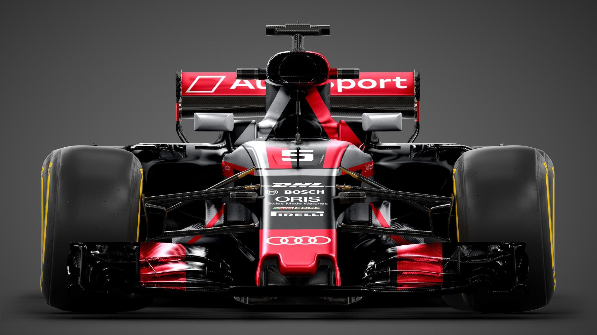 F1 Iphone Wallpaper Audi Sport F1 4k Wallpaper Hd Car Wallpapers Id 8041