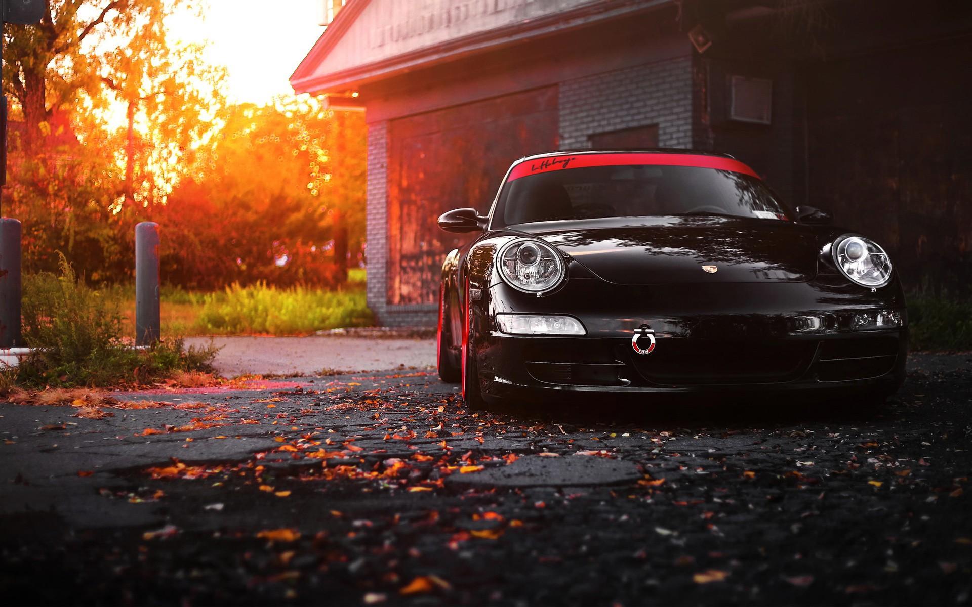 Porsche Boxster Wallpaper Hd Black Porsche 911 Wallpaper Hd Car Wallpapers Id 6022