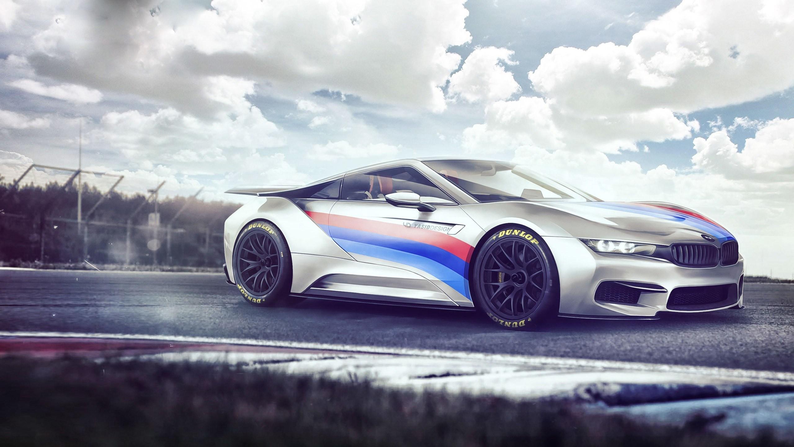 BMW I8 Concept Electro Wallpaper HD Car Wallpapers ID