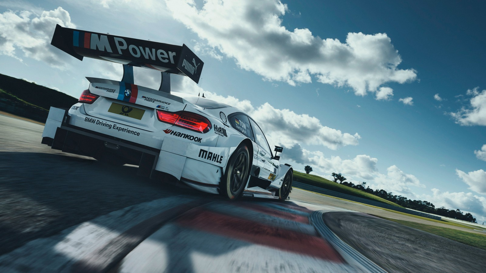 Car Wallpapers 2014 Download Bmw M4 Dtm Racing Track Wallpaper Hd Car Wallpapers Id