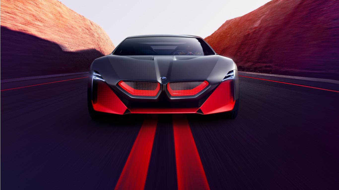Jaguar Iphone Wallpaper Bmw Vision M Next 2019 4k Wallpaper Hd Car Wallpapers