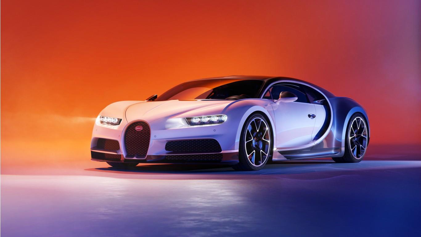 Iphone X Bmw Wallpaper Bugatti Chiron 4k Wallpaper Hd Car Wallpapers Id 11530