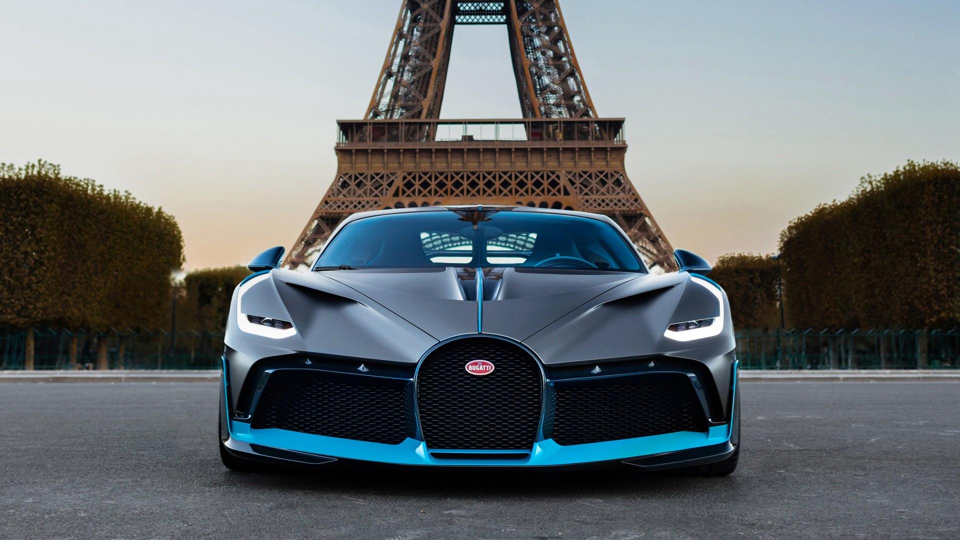 Bugatti Divo In Paris 2 Wallpaper HD Car Wallpapers ID