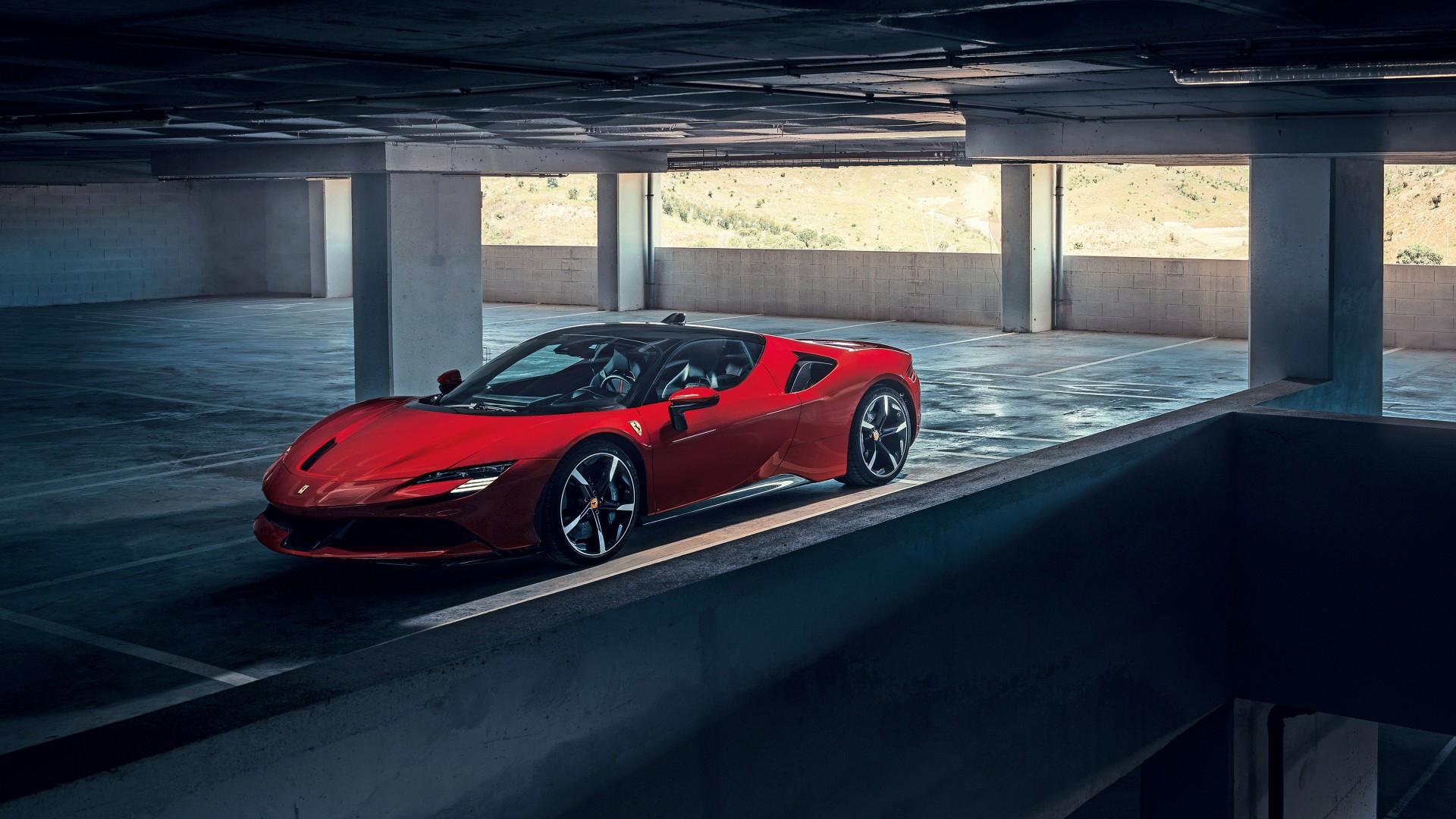 Audi Iphone X Wallpaper Ferrari Sf90 Stradale 2019 4k Wallpaper Hd Car