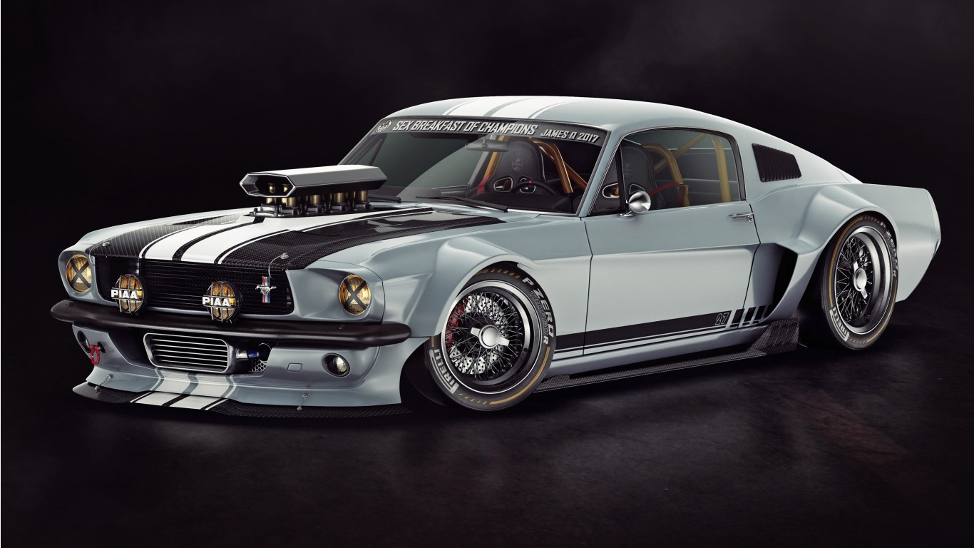 Iphone Muscle Car Wallpapers Ford Mustang 1965 4k 2 Wallpaper Hd Car Wallpapers Id
