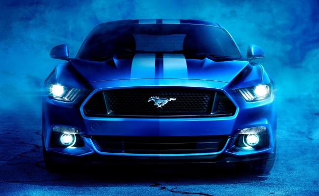 Ford Mustang 4k Wallpaper Hd Car Wallpapers Id 11175