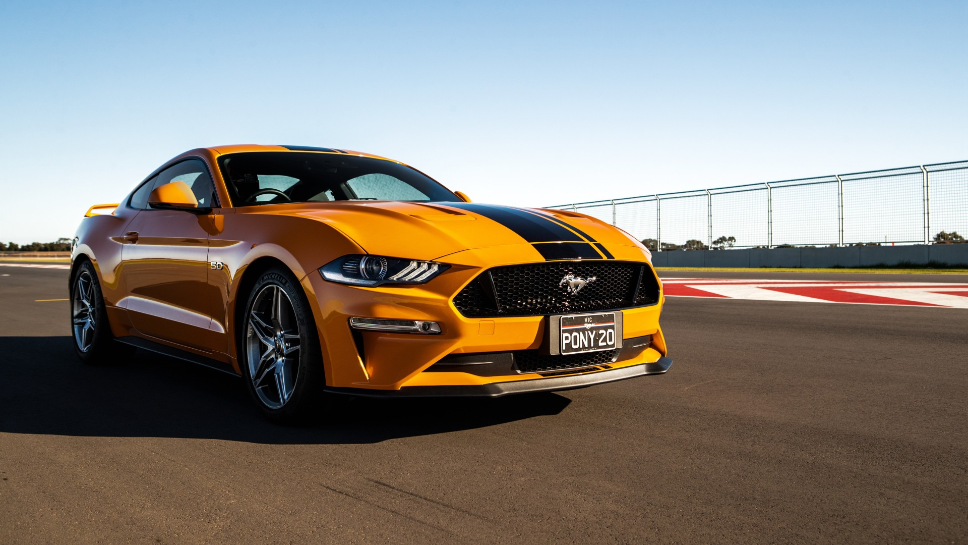 Ford Mustang Gt Fastback 2018 4k Wallpaper Hd Car