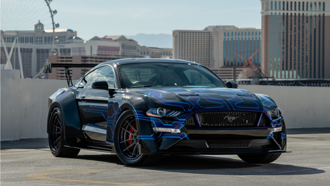 Car Rims And Tires Wallpaper Galpin Auto Sports Wide Body Road Racing Mustang 4k