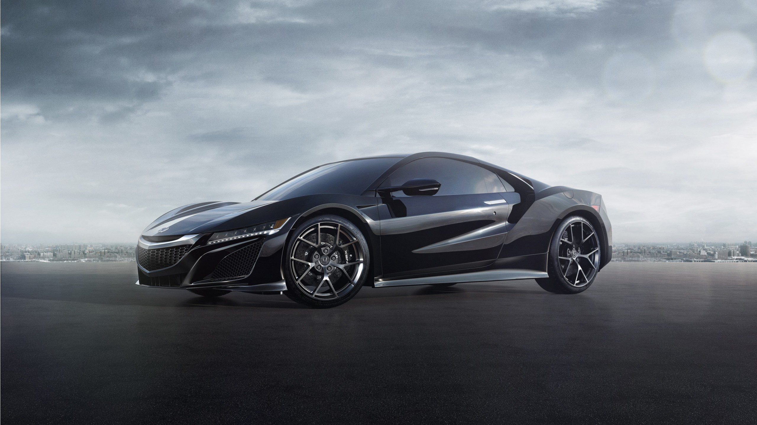 Honda NSX 2018 Wallpaper HD Car Wallpapers ID 9123