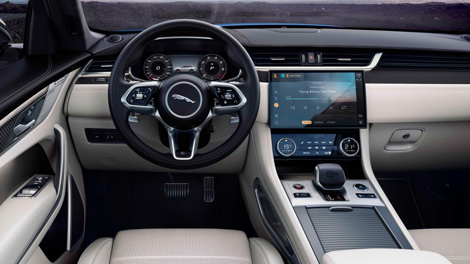 February 17, 2019, 8 pm june 5, 2014, 10 pm by tom burkart. Jaguar F-Pace SVR 2021 5K Interior Wallpaper | HD Car