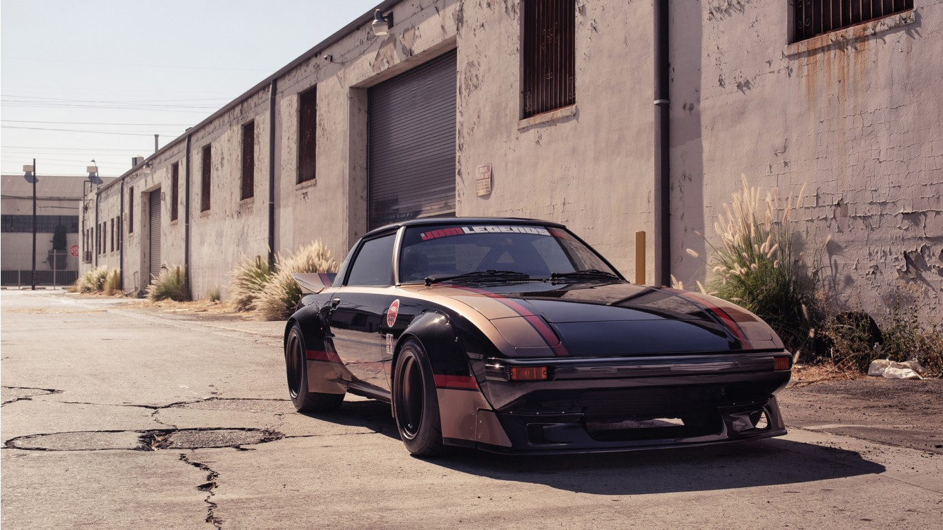 Car Wallpaper 240z Jdm Legends 1984 Savanna Rx 7 Wallpaper Hd Car