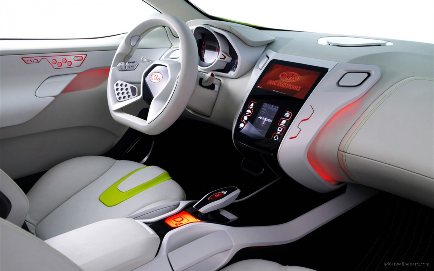 Car Wallpapers 2014 Download Kia Knd 4 Concept Interior Wallpaper Hd Car Wallpapers