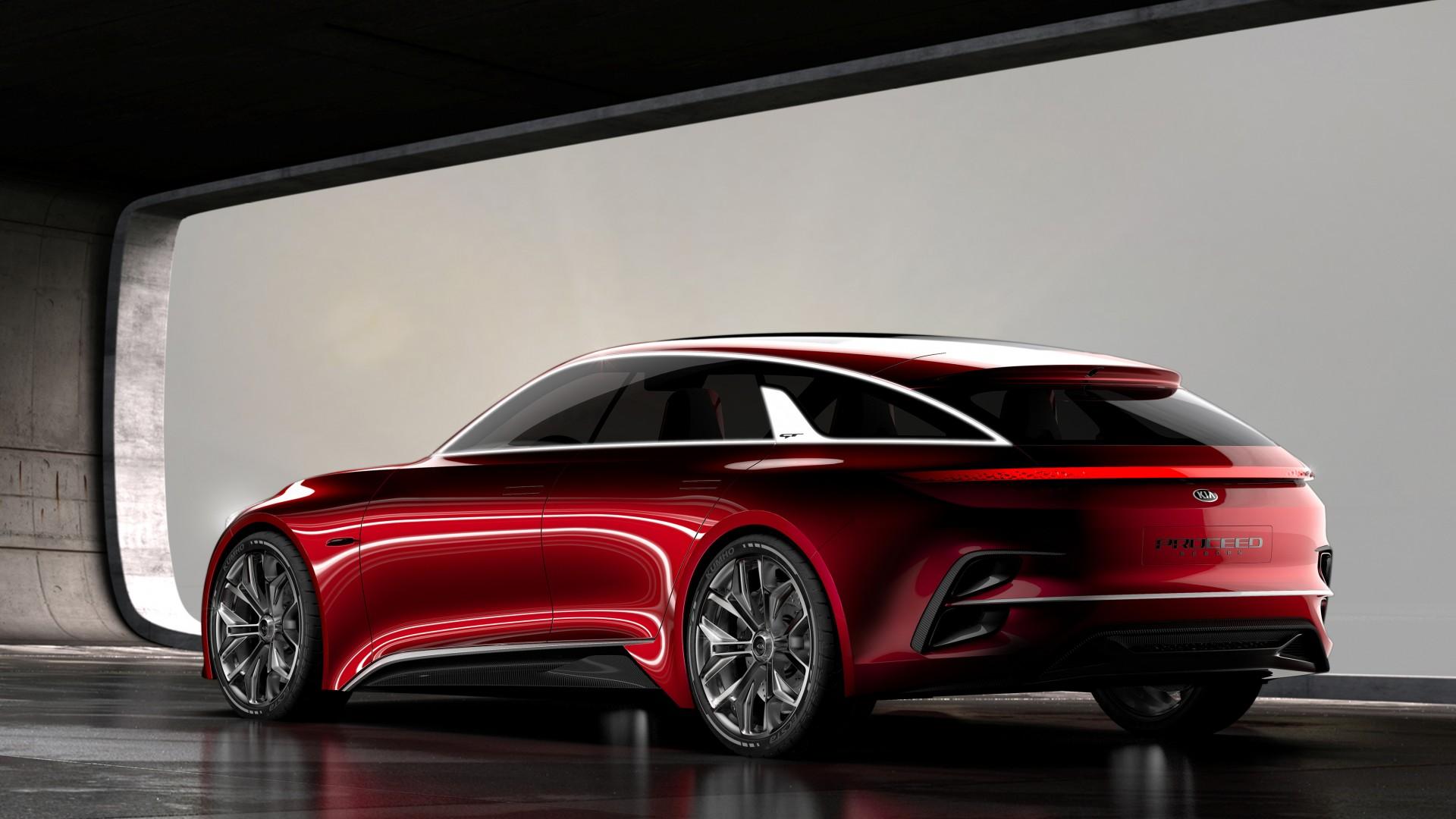 Superman Desktop Wallpaper Hd Kia Proceed Concept 2017 Frankfurt Motor Show 4k 3