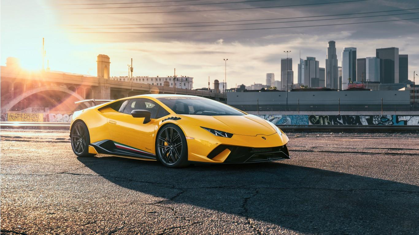 Bmw Wallpaper Iphone X Lamborghini Huracan Performante 5k Wallpaper Hd Car