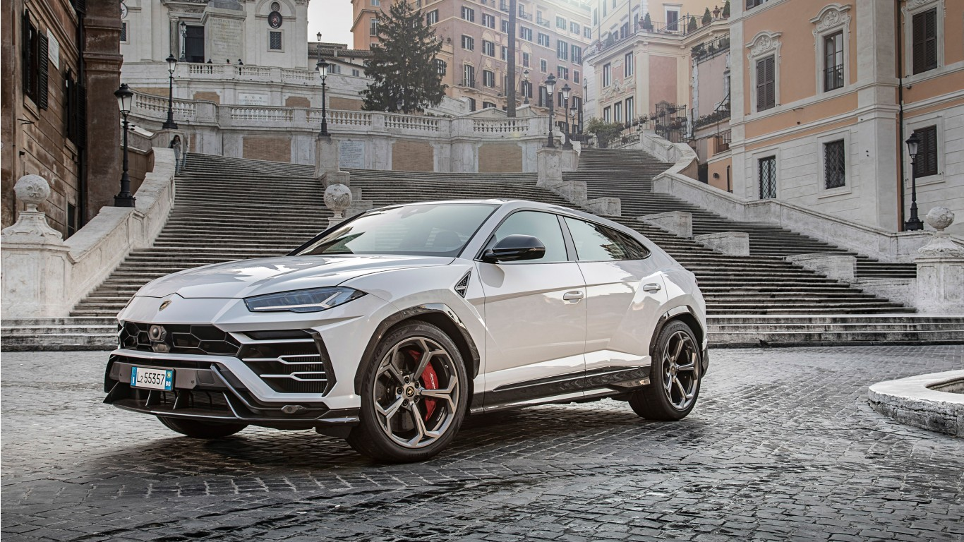 Car Wallpaper Hd  Lamborghini Urus 2018 4k 7 Wallpaper Hd Car Wallpapers