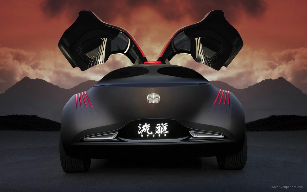Rolls Royce Wallpaper Iphone X Mazda Ryuga Concept 6 Wallpaper Hd Car Wallpapers Id 1153