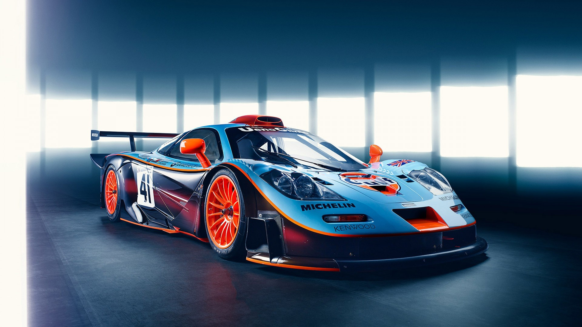 McLaren F1 GTR Longtail Wallpaper HD Car Wallpapers ID