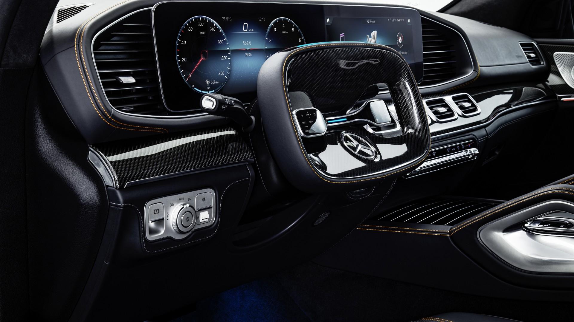 2019 Mercedes Benz Class Interior Hd Wallpapers Fondos De Pantalla