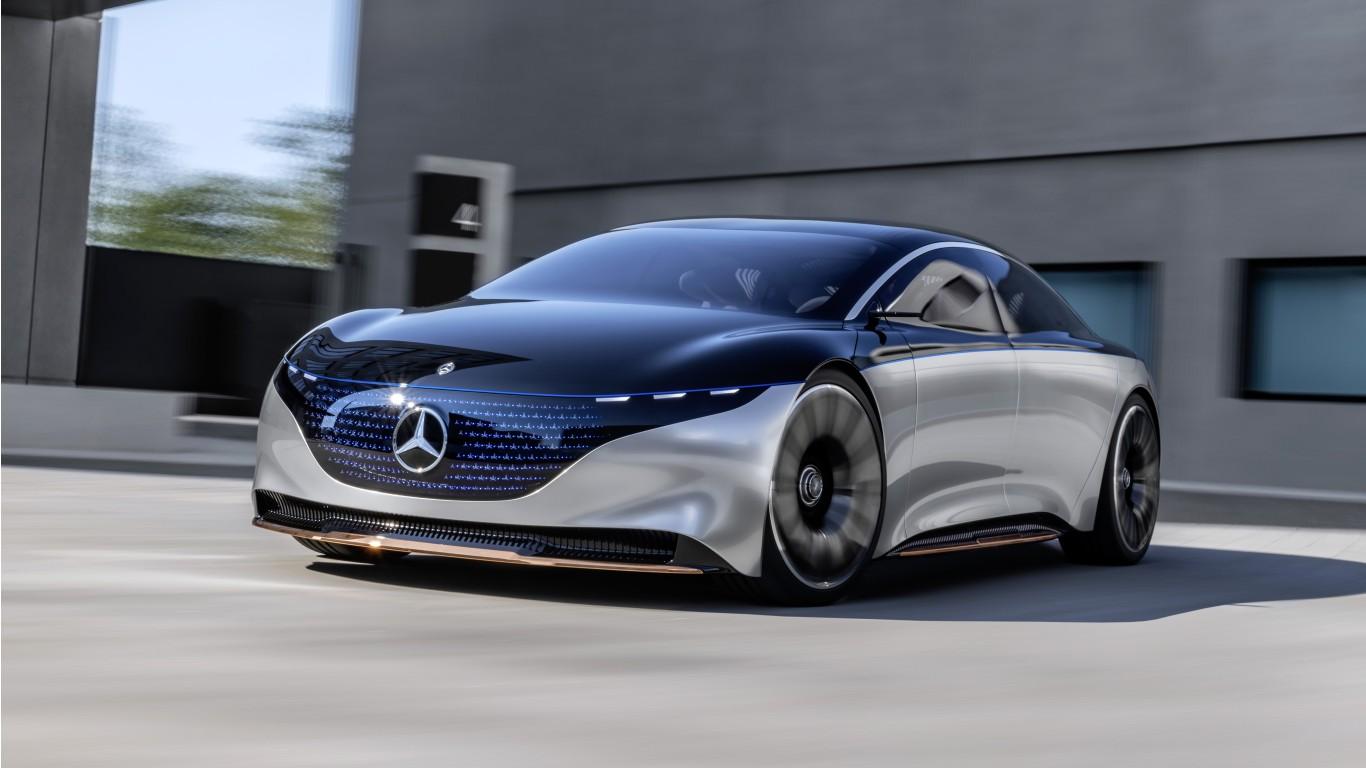 Finding a car using cargurus lets you car shop online. Mercedes-Benz Vision EQS 2019 4K 2 Wallpaper | HD Car
