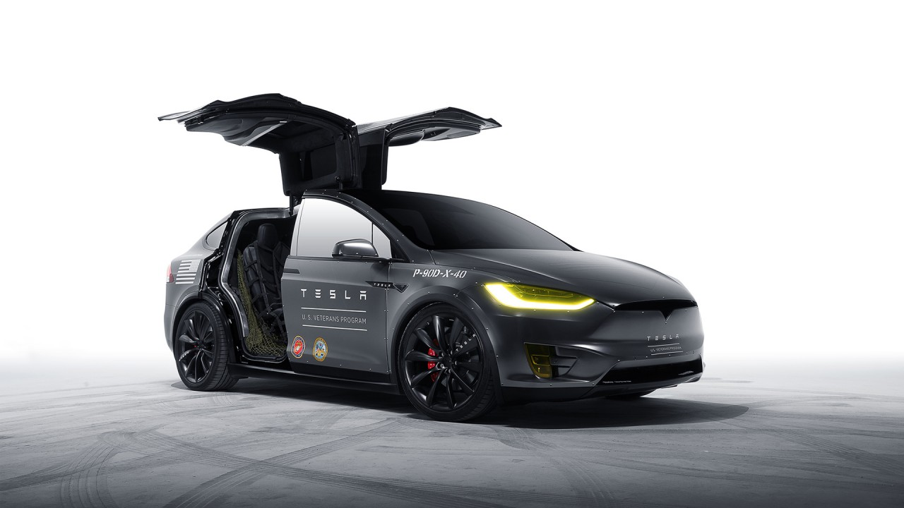 Iphone X Wallpaper Jeep Model X Tesla Motors Wallpaper Hd Car Wallpapers Id 5976