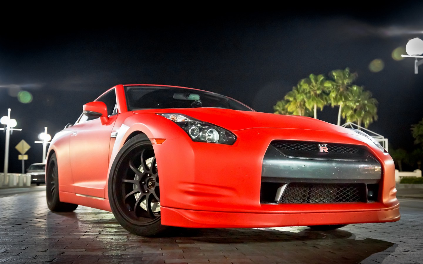 Fast Car Wallpaper For Bedroom Nissan Gtr Matte Red Wallpaper Hd Car Wallpapers Id 2976