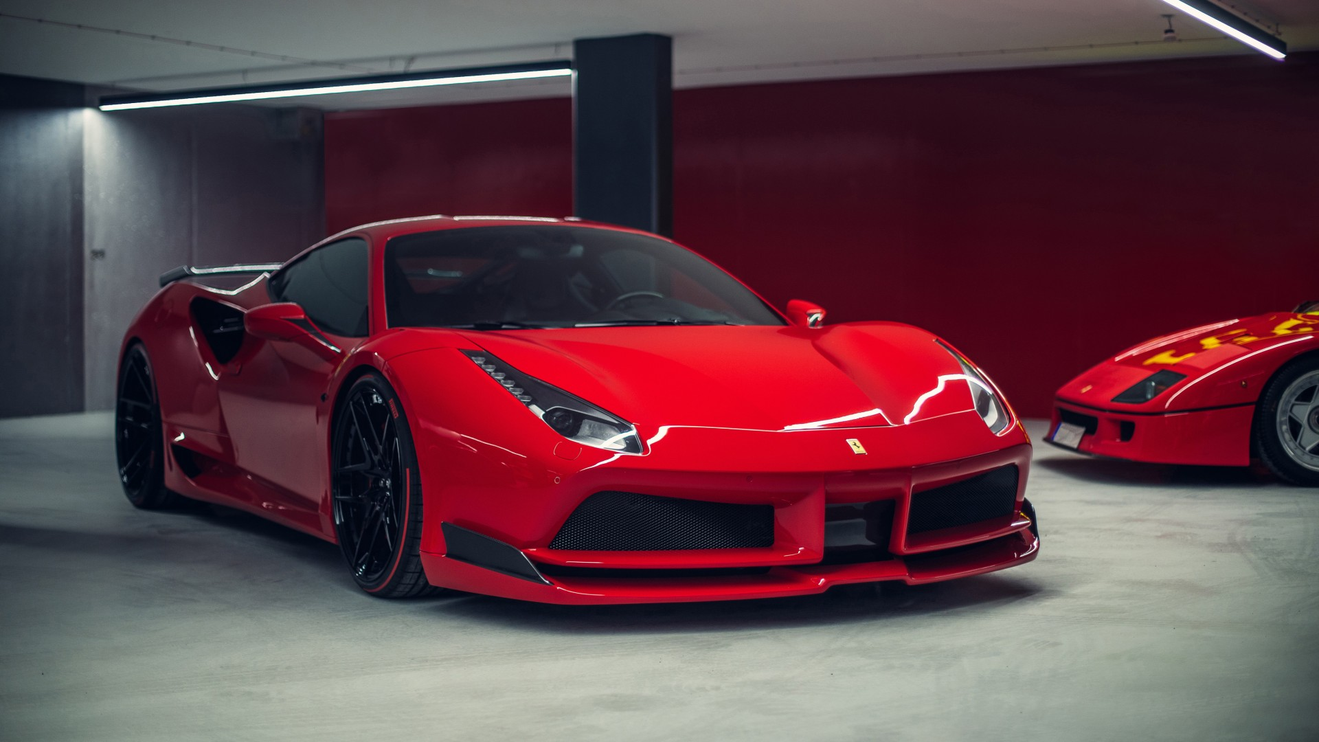 Tuning Car Iphone Wallpaper Novitec N Largo Ferrari 488 Gtb 6 Wallpaper Hd Car