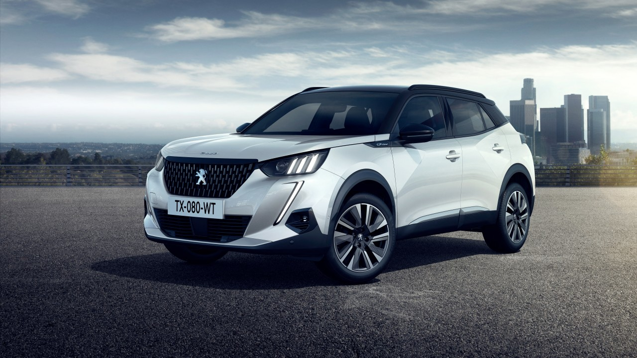 Peugeot 2008 Gt Line 2019 4k Wallpaper Hd Car Wallpapers