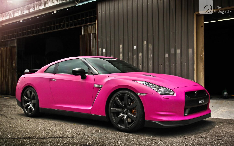 Bugatti Car Wallpaper Pink Pink Nissan Gtr Wallpaper Hd Car Wallpapers Id 2975