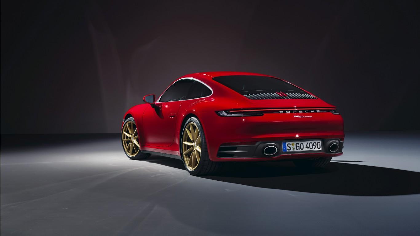 Hd Jaguar Car Wallpaper Download Porsche 911 Carrera 2019 4k 2 Wallpaper Hd Car