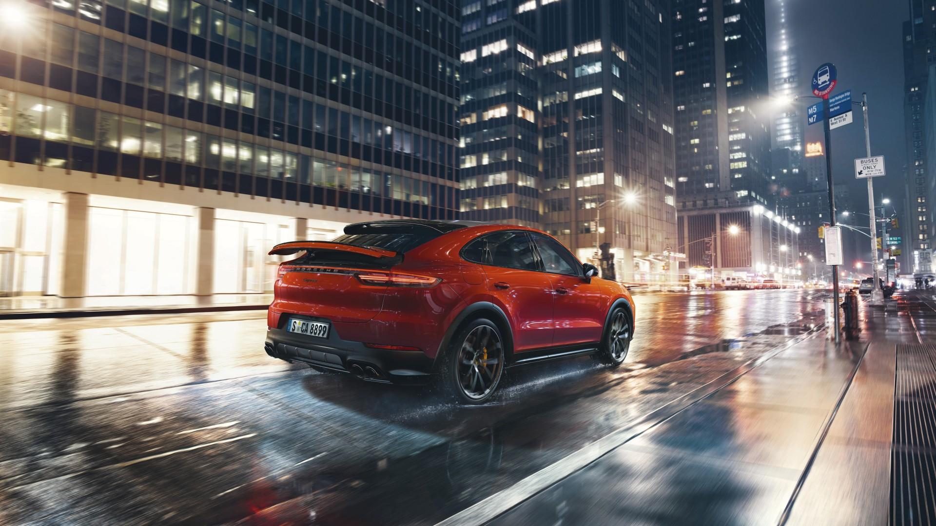 Porsche Cayenne Coupe 2019 4k 4 Wallpaper Hd Car