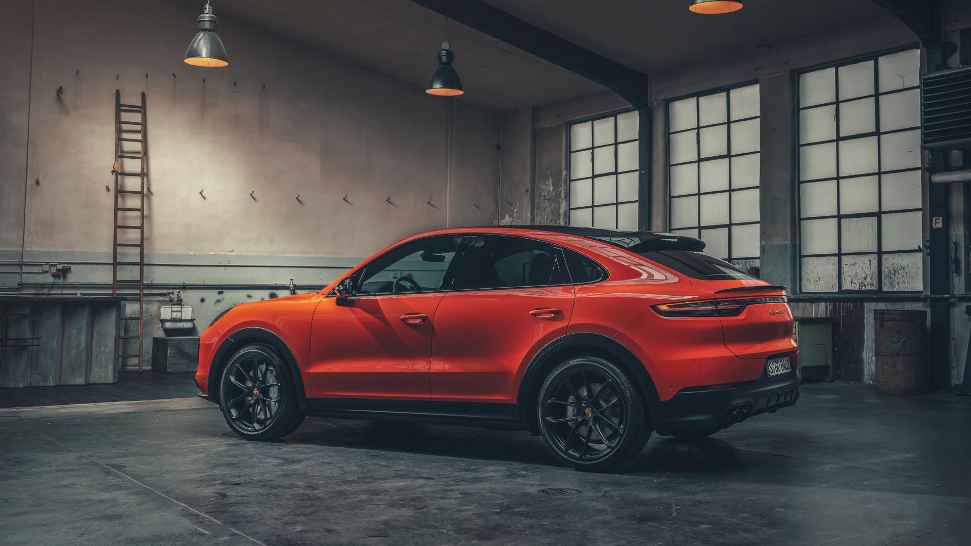 Black Car Hd Wallpaper Download Porsche Cayenne Turbo Coupe 2019 4k 2 Wallpaper Hd Car