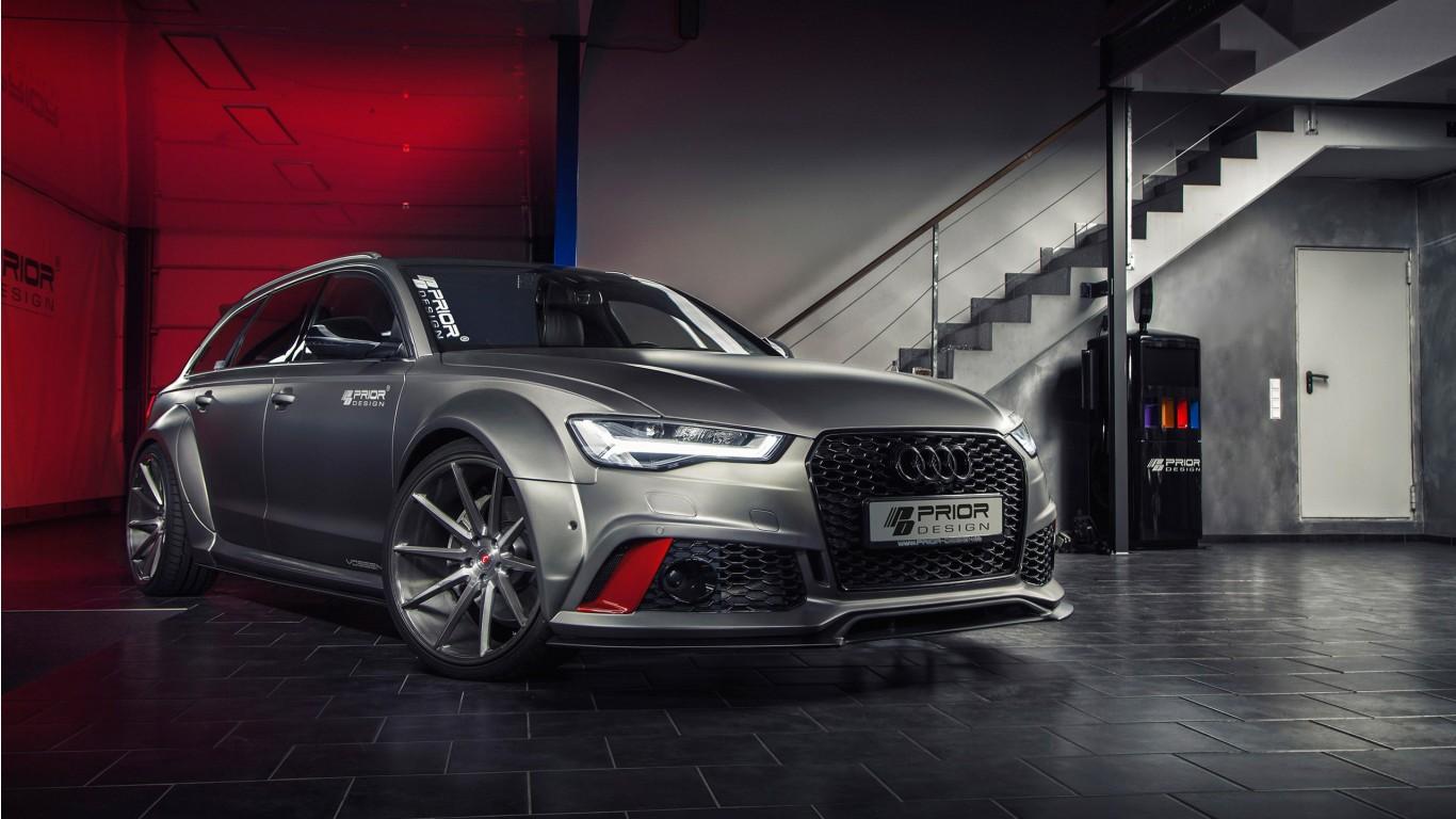 Audi R8 Hd Widescreen Wallpapers 1080p Prior Design Audi A6 Rs6 Avant Wallpaper Hd Car