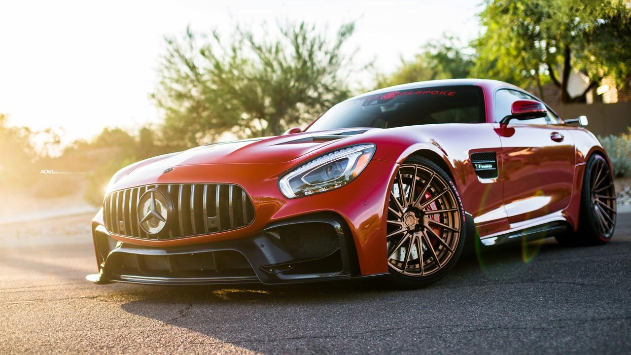 Latest Car Wallpaper 2014 Red Darwin Pro Mercedes Amg Gts Wallpaper Hd Car