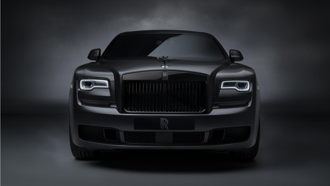 Dual Monitor Wallpaper Hd Rolls Royce Ghost Black Badge 2019 5k 2 Wallpaper Hd Car