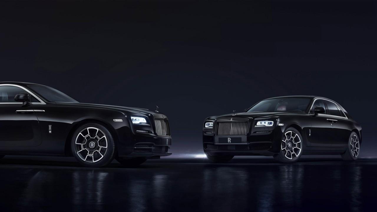 Phantom Car Wallpaper Rolls Royce Ghost Wraith Black Badge 2016 Wallpaper Hd