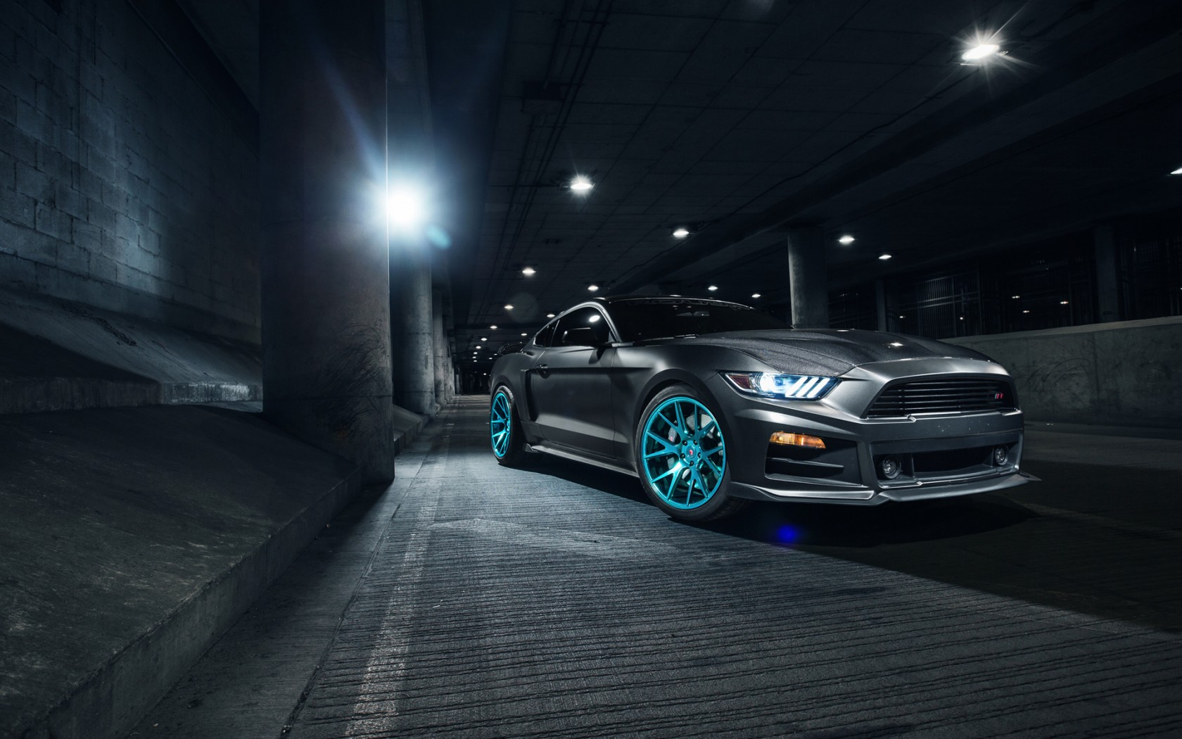 Cars Wallpapers 2014 Hd Download Roush Ford Mustang Vossen Wheels 2 Wallpaper Hd Car