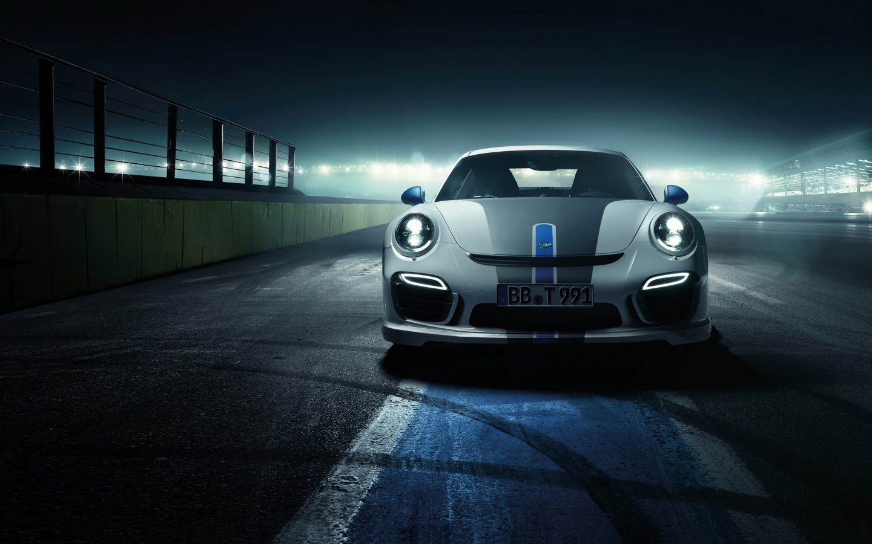 TechArt Porsche 911 Turbo 2014 Wallpaper HD Car
