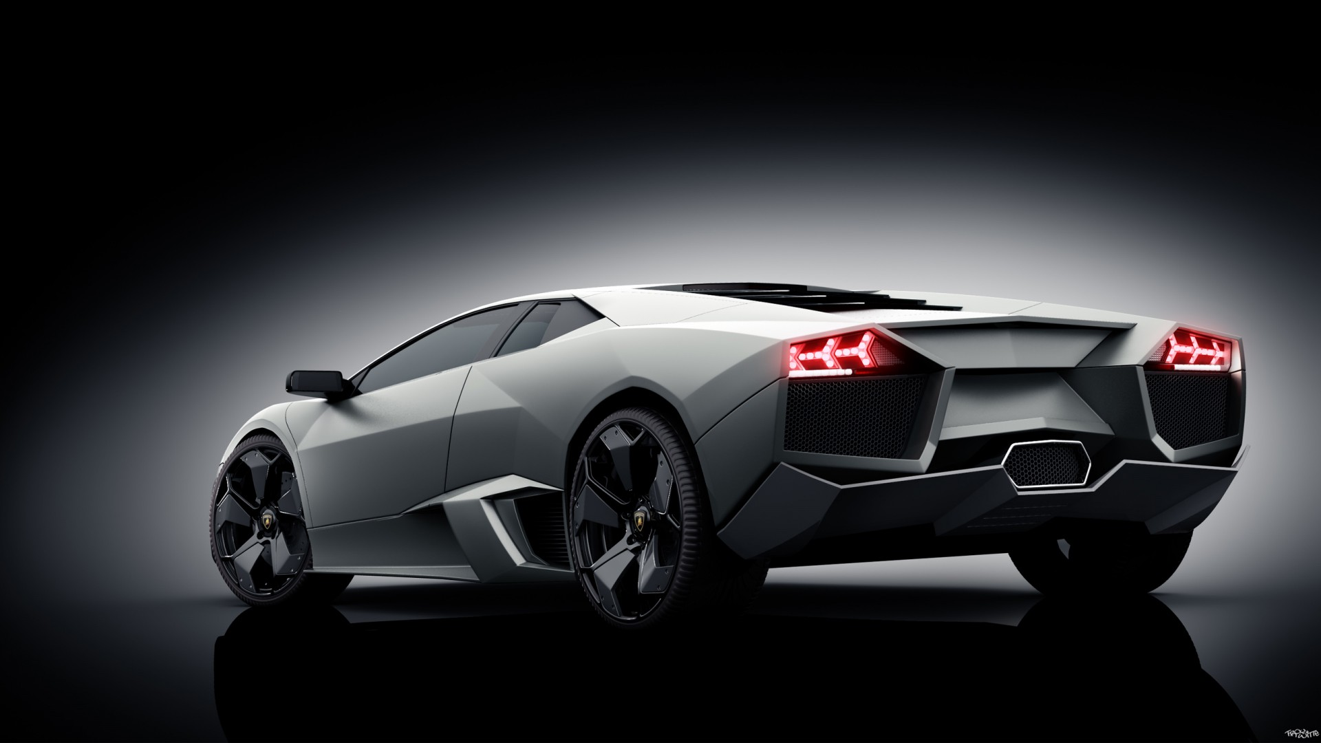 The Lamborghini Reventon Concept 2 Wallpaper HD Car