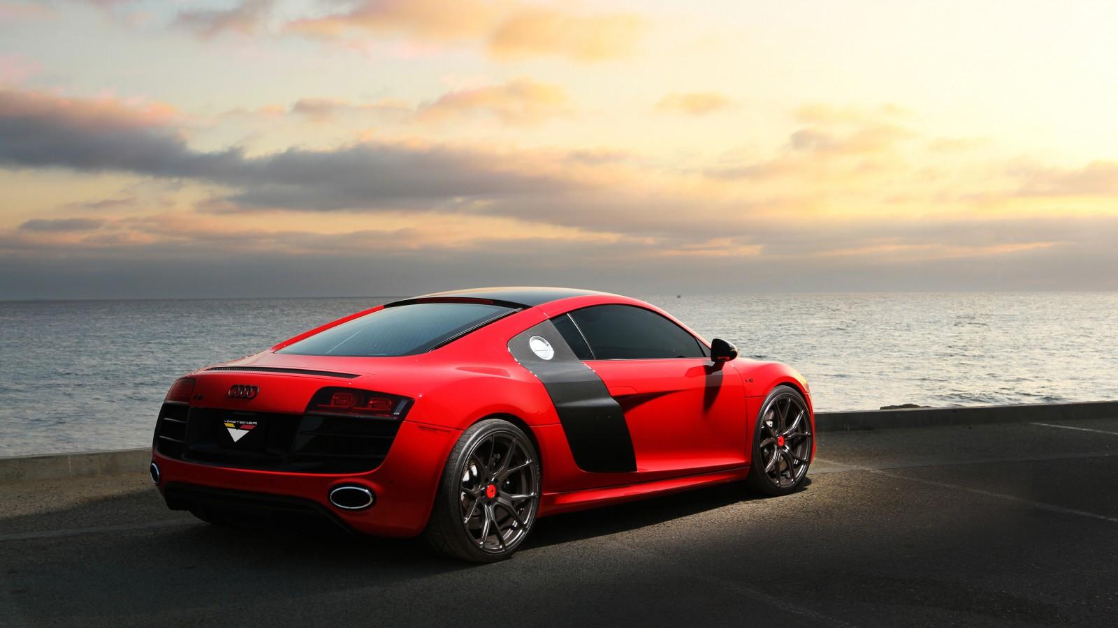 Vorsteiner Audi R8 Carbon Graphite 5K 2 Wallpaper  HD Car Wallpapers  ID 6925