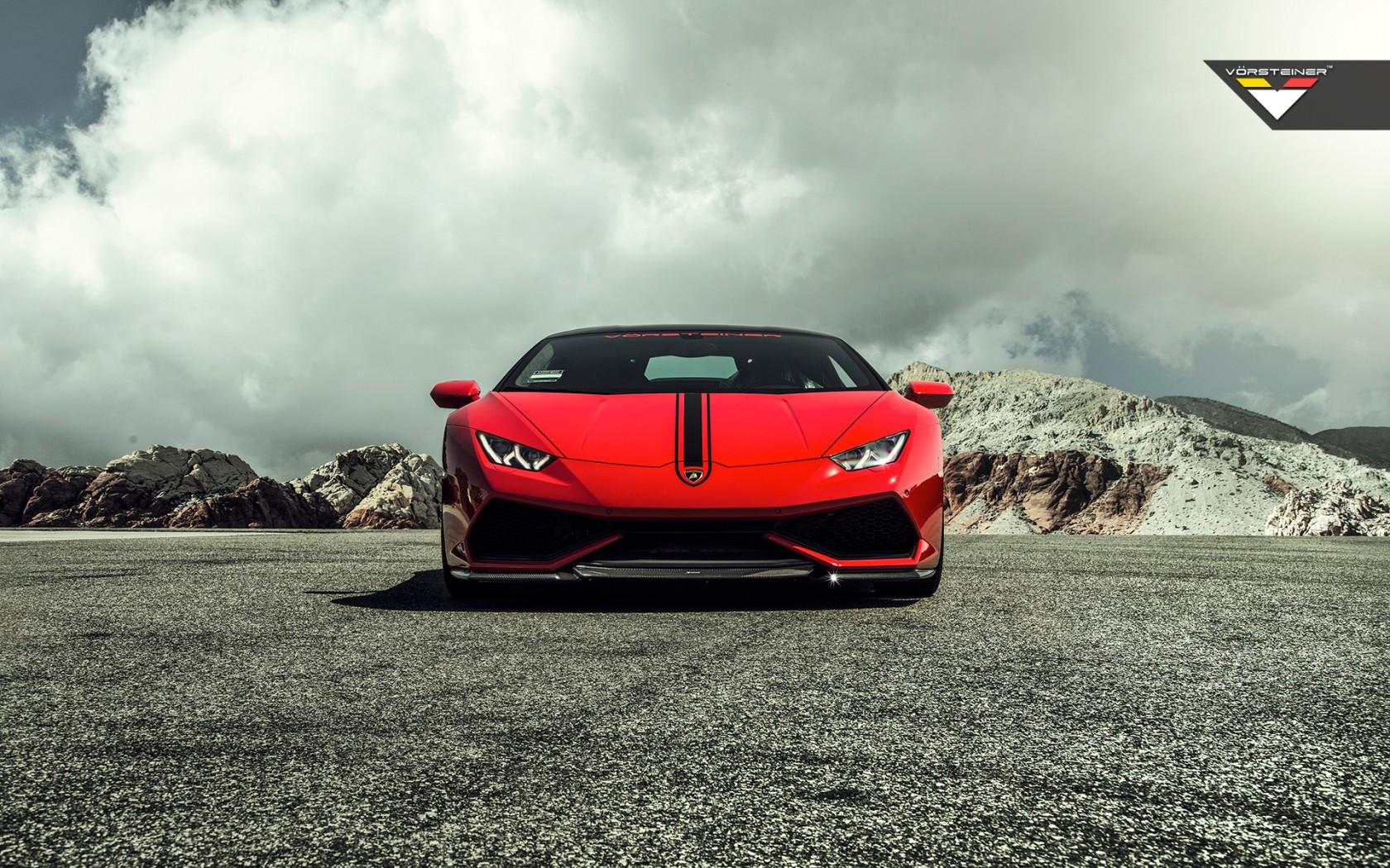 Vorsteiner Verona Edizione Lamborghini Huracan Wallpaper