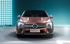 2019 Mercedes Benz A200 L Sport Sedan 4k 2 Wallpaper Hd Car