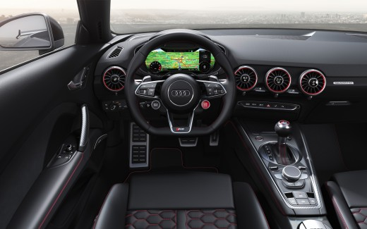 Hummer Car Wallpapers Black Audi Tt Rs Roadster 2019 4k Interior Wallpaper Hd Car