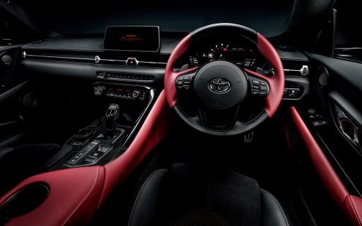 Supra Iphone Wallpaper Toyota Gr Supra 2019 Interior Wallpaper Hd Car