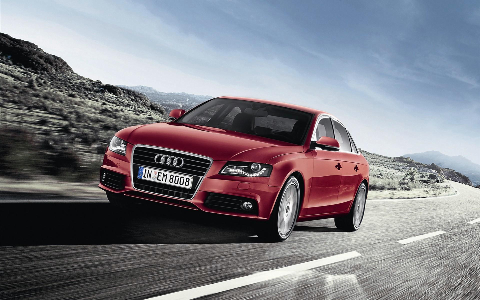 Audi R8 Hd Widescreen Wallpapers 1080p 2009 Audi A4 2 Tdi E Wallpaper Hd Car Wallpapers Id 208