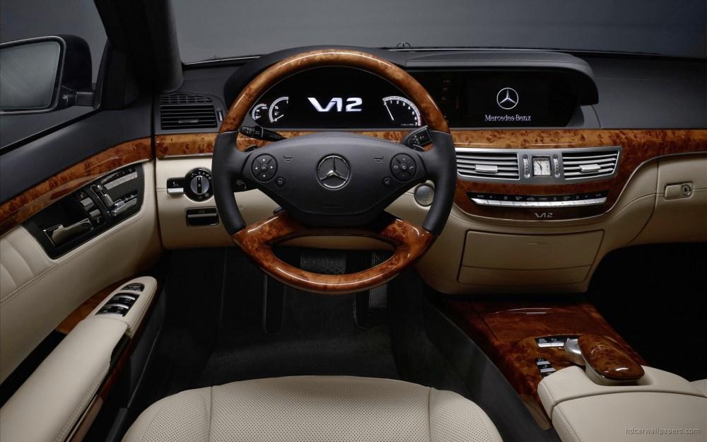 medium resolution of 2010 mercedes benz s class interior